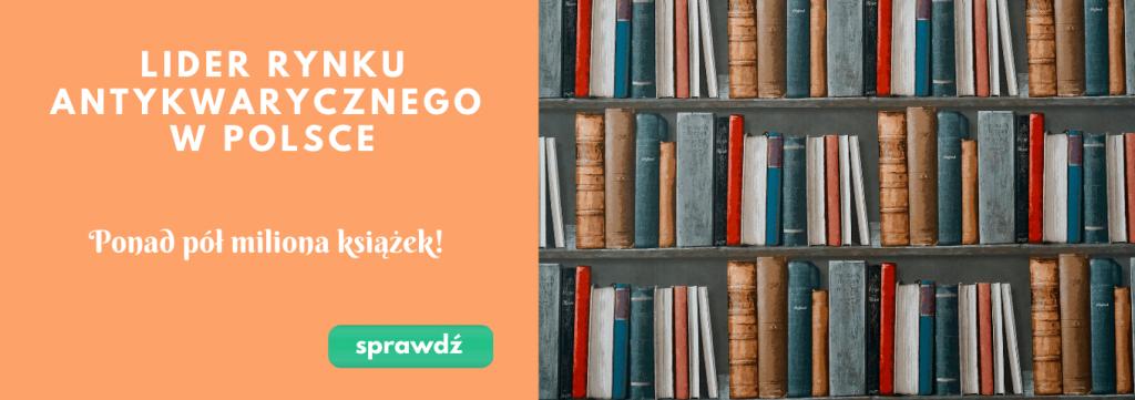 Lider rynku antykwarycznego w Polsce - ponad pół miliona książek - Tezeusz.pl